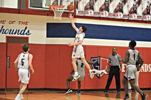 Varsity Boys Basketball Game Pics