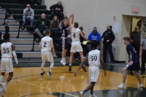 JV Boys Basketball Game Pics