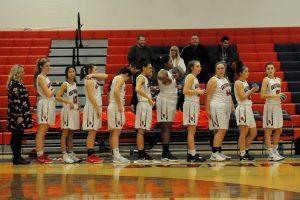 Girls Basketball 18-19