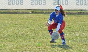Varsity Girls Softball (photos by Kim Weber)
