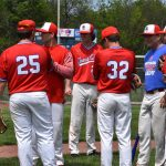 Varsity Baseball Senior Day (photos by: Beth Petty )