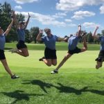 Girl's Golf Brings Home OCC Title