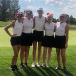Girl's Golf Qualifies for Districts