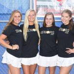 Girl's Tennis 2019