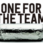 Gymnastics Chipotle Fundrasier