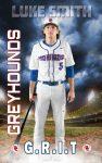 ~Class of 2020~Luke Smith~Baseball