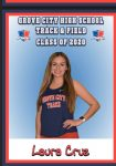 ~Class of 2020~ Laura Cruz~Track