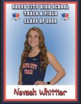 ~Class of 2020~ Nevaeh Whittier~Track