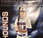 ~Class of 2020~ Brayden Quincel~Baseball