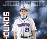 ~Class of 2020~ Jacob Endicott~Baseball