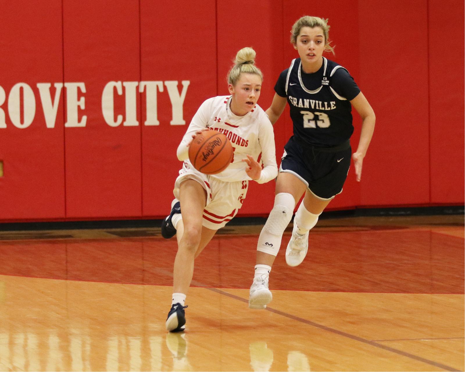 Varsity Girl's Basketball 20-21