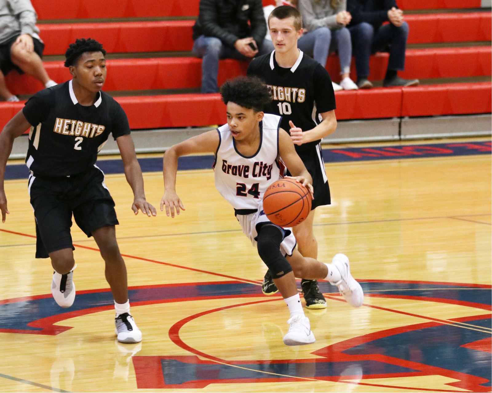 Boy's Freshman Basketball