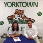 Grace Lumpkin Signing