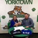 Ashleigh Morrow Signs with USF