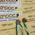 YHS Cross Country earns numerous Academic All-State awards
