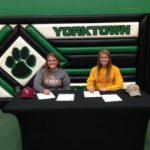Katy Johnson & Morgan Master's Signing