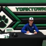 Clay Dungan Signs Letter of Intent