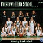 2014-15 All-Delaware County Girl's Basketball Team