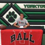 Riley Miller Heading to Ball State