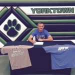 Nathan Phillips Signs with IPFW