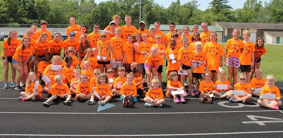 Yorktown Youth Track and Field Camp 2018