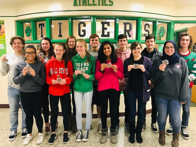 HHC All Academic Honors for Fall 2018