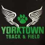 Girls Varsity Track finishes 3rd place at County:@Delta