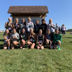 Yorktown Girls XC starts 2019 Season County Clash victory
