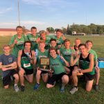 Yorktown Boys XC wins 2nd Delaware County title in a row
