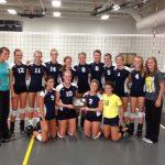 Varsity Volleyball Wins Divison III Title