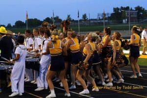 Varsity Sideline Cheer 2012