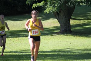 Lady Eagles Cross Country @ Kenowa Hills Invitational – 1st Place