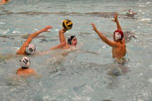 JV Water Polo vs Zeeland