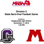 MHSAA State Semi-Final Football
