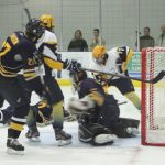 Eagles Hockey Falls to Manistee 5-0