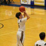 Hudsonville Boy's Varsity Basketball Starts League Play 2-0