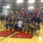 Hudsonville Wins Fourth Consecutive District Championship