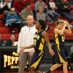 Casey Glass Selected as MLive Girl's Basketball Coach of the Year