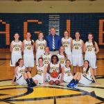 Hudsonville High School Girls Varsity Basketball beat Grand Haven High School 37-29