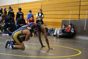 Varsity Wrestling @ Bay City Tournament