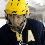 Hudsonville High School Boys Varsity Hockey ties Dexter High School 6-6
