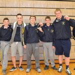 Hudsonville Sends a Record 6 Wrestlers to the Individual State Finals at The Palace of Auburn Hills!