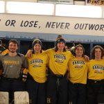 Hudsonville High School Boys Varsity Hockey beat Northview High School 4-2