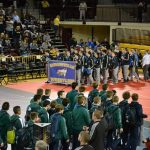 Hudsonville Loses to Oxford in the Quarterfinals of the State Wrestling Tournament