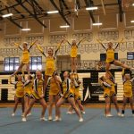 Varsity Competitive Cheer Takes First at West Ottawa