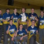 Boys Bowling takes 2nd Place at States