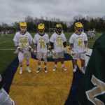Boy's Lacrosse Falls to Zeeland in Regional Action