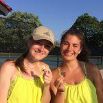 Hadley Stoub and Lindsey Balk – Regional Tennis Champions