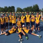 Boys Tennis Players receive All-Area Awards