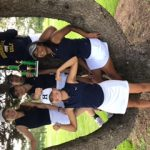 Hudsonville High School Girls Varsity Golf finishes 1st place